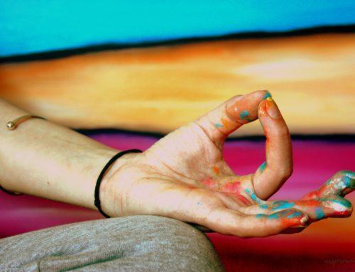 Jak radzić sobie ze stresem? Tworząc!