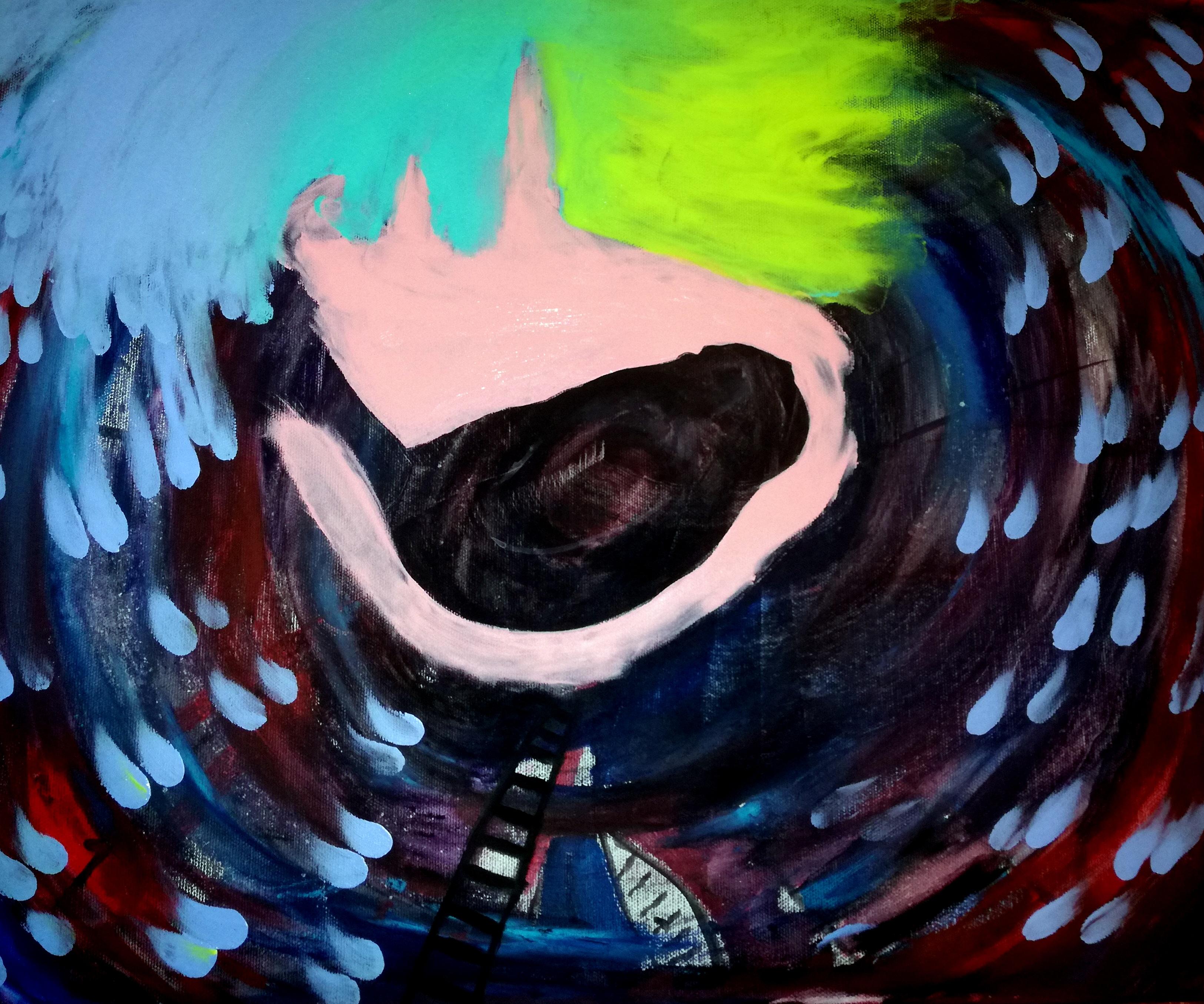 transformująca moc malowania