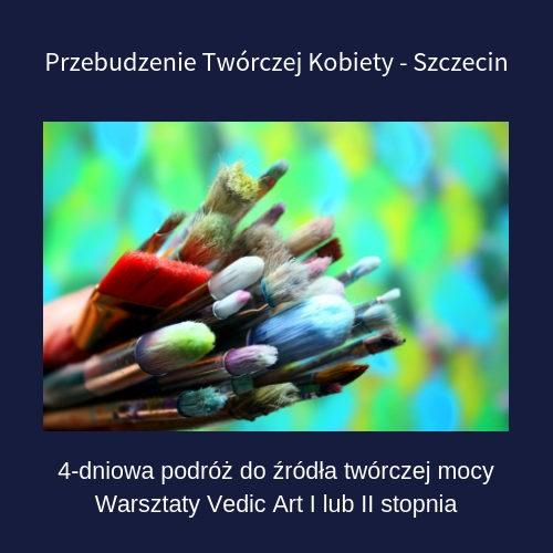 Warsztaty Vedic Art w Szczecinie